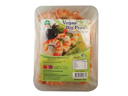 VEGAN BIG PRAWN 素大蝦 HY1 FIS VBP2 (500gX30)