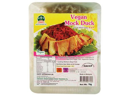 Vegan Mock Duck 素醃鴨 HY1 DUC MD1 (1kgX18)