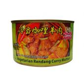 Vg Rendang Curry Mutton 素冷當咖哩羊肉 HK2 C RCM (225gX24)