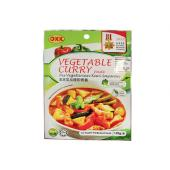 Vegan Vegetable Curry Paste(Inst) 素蔬菜咖哩即煮醬 G2 SPI CPV (120gX80)