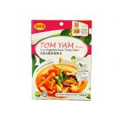 Vegan Tom Yam Paste(Instant Soup) 素泰式酸辣海鮮湯 G2 SPI TYP (120g)